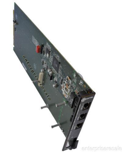 Mitel Phone Switching Systems, PBXs Mitel (9109-614-001-NA) Control Triple CIM Carrier Card Refurbished