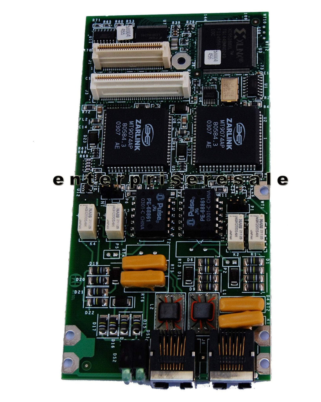 Mitel Phone Switching Systems, PBXs Mitel (9180-510-004-NA) T1/E1 Module Dual Link works with BCCIII PRI