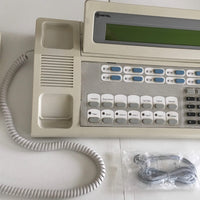 Mitel Phone Mitel Superconsole 1000 Light Gray 9189-000-300-NA Backlit