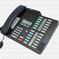 Nortel Phone NORTEL M7324 Norstar Meridian Black (NT8B40) 7324 Refurbished