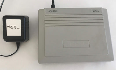 Nortel Phone Switching Systems, PBXs Nortel NT8B80AAAB FastRAD Norstar Meridian with AC Power Adapter