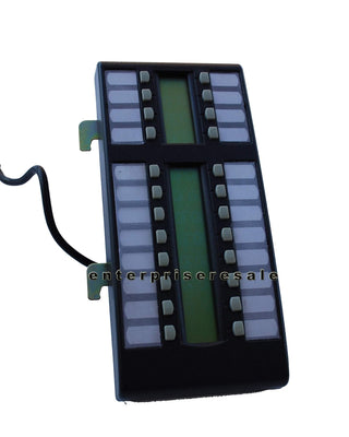 Nortel Phone Nortel T24 Charcoal Key Indicator Module (NT8B29) Refurbished