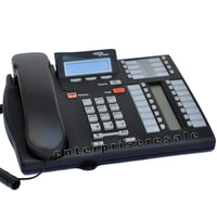 Nortel Phone Nortel T7316 (NT8B27) Charcoal Black Norstar BCM