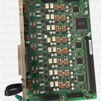 Panasonic Phone Switching Systems, PBXs Panasonic (KX-TDA0181) LCOT16 16-Port Loop Start CO Trunk Card