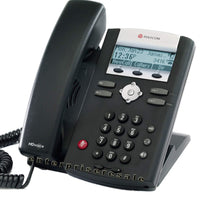 Polycom IP Phone Polycom SoundPoint IP 335 Phone POE IP335 (2201-12375-025)  Grade C