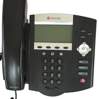 Polycom IP Phone Polycom SoundPoint IP 450 Phone POE IP450 (2201-12450-025)