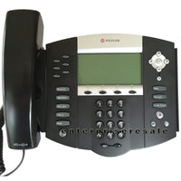 Polycom IP Phone Polycom SoundPoint IP 650 Phone POE IP650 (2201-12630-025) REF