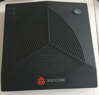 Polycom Conference Equipment Polycom SoundStation 2W 2201-67810-001 2.4 GHz (WDCT) w/ Power 1465-42441-001