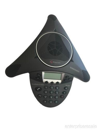 Polycom Conference Equipment Polycom SoundStation IP 6000 (2201-15600-001) HD Voice Conference Phone