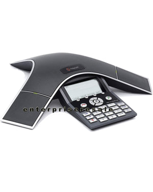 Polycom Conference Equipment Polycom SoundStation IP 7000 Conference 2201-40000-001 POE IP7000 Grade C
