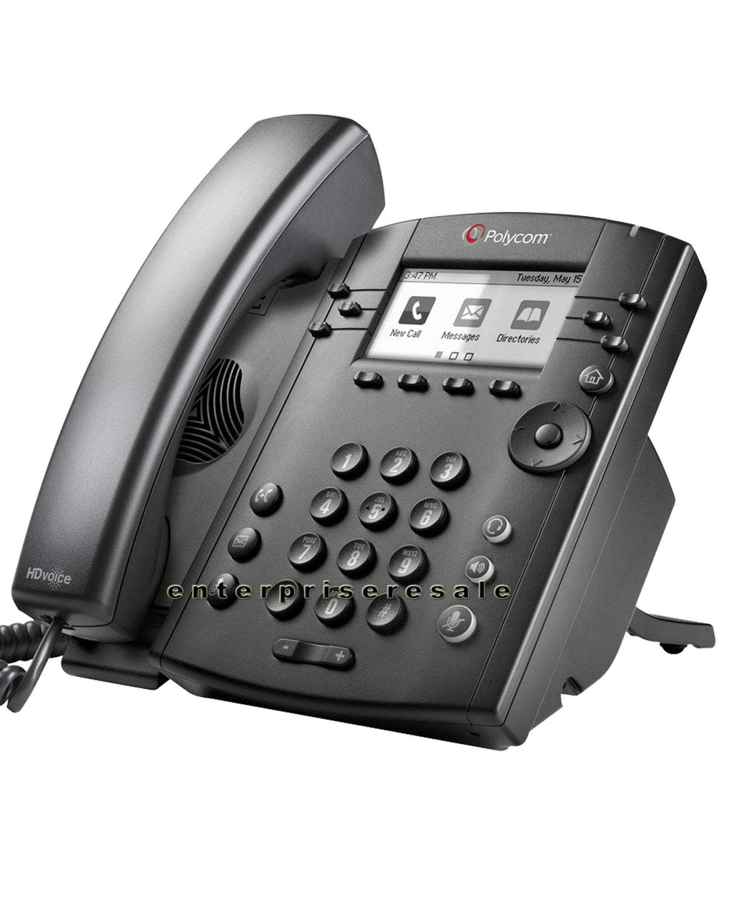 Polycom IP Phone Polycom VVX 300 IP Phone (2200-46135-025) Refurbished