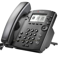 Polycom IP Phone Polycom VVX 300 IP Phone (2200-46135-025) VVX300 POE