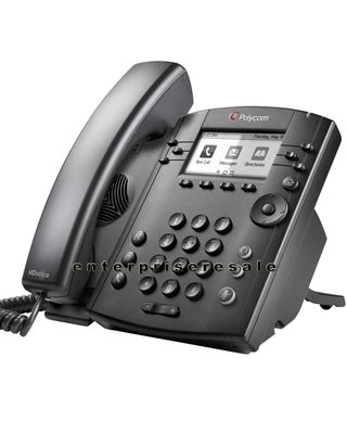 Polycom IP Phone Polycom VVX 311 IP Gigabit Phone (2201-48350-025) VVX311 POE Refurbished