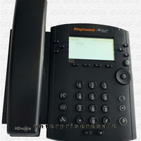 Polycom IP Phone Polycom VVX 311 Ring Central IP Gigabit Phone 2314-48350-007 VVX311 POE Grade C