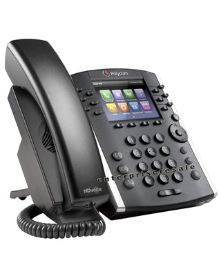 Polycom IP Phone Polycom VVX 400 IP Phone (2200-46157-025) VVX400 POE