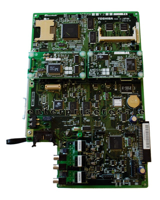 Toshiba Phone Switching Systems, PBXs Toshiba (ACTU1A) CTX100 Cntrl Processor AMDS1A, AETS1A, BSIS1A, & ARCS1A