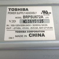 Toshiba Power Supplies Toshiba (BRPSU672A) Power Supply Strata CIX670 BRPSU BRPS