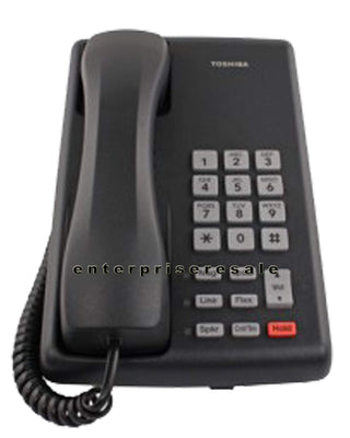 Toshiba Phone Toshiba (DKT3201) Single Line Phone Refurbished