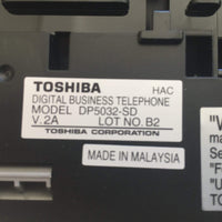 Toshiba Phone Toshiba (DP5032-SD) 20 Button Speaker Display Phone Refurbished