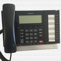 Toshiba IP Phone Toshiba (IP5022-SD) IP Phone 10 Button Speaker Display Refurbished