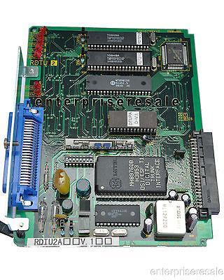 Toshiba Phone Switching Systems, PBXs TOSHIBA (RDTU2A) V.1 T1/DS1 Interface Card RDTU