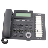 Vodavi IP Phone Vertical Vodavi SBX IP 320 24 Button Telephone 4024-00 Grade C