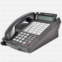 Vodavi Phone Vodavi StarPlus STS 3515-71 24 Button Display Speaker Phone Vertical Charcoal