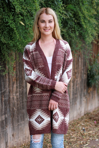 Desert Wishes Cardigan