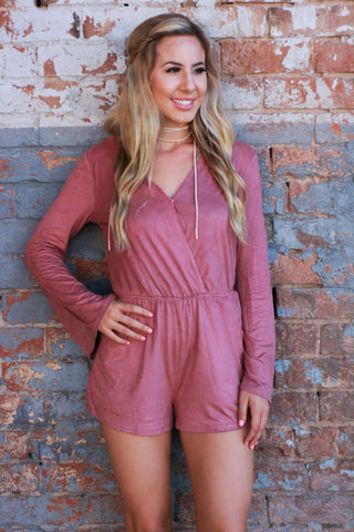 Make Me Move Romper