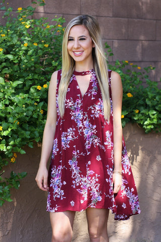 Wall Flower Dress