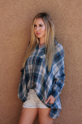 Your Boyfriends Flannel
