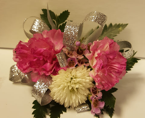 Corsage- Mini Carnations