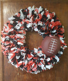 Multi-colored Wreath