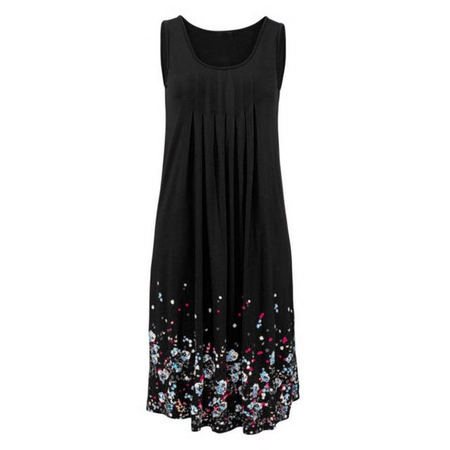 Floral Casual Dress
