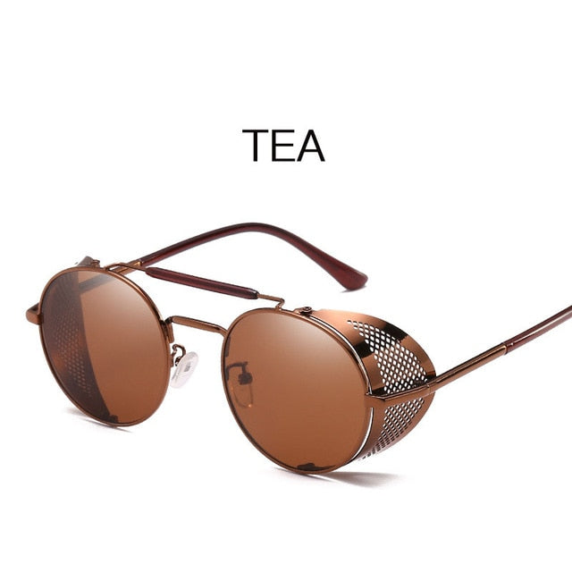 Retro Steampunk Sunglasses