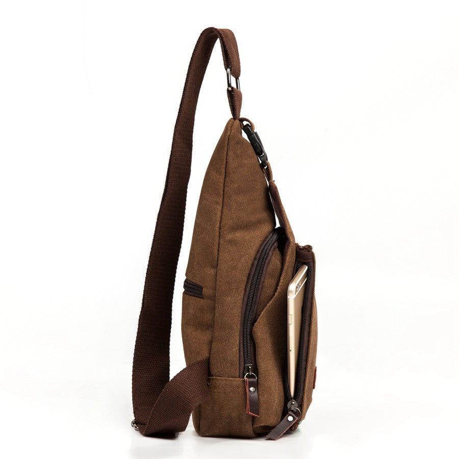 New Fashion Shoulder Bag Casual Travel Military Bag