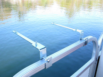 Pontoon Rail Mount for Gas Grills