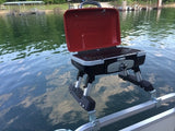 Cuisinart Grill with Pontoon Rail Mounts