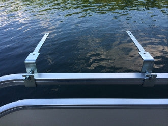 Pontoon Rail Mount Cuisinart Grill Pontoon It