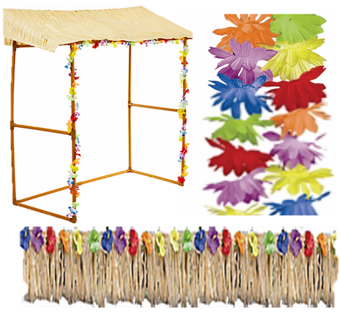 Pontoon Tiki Party Kit