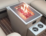 Premium Pontoon Fireplace
