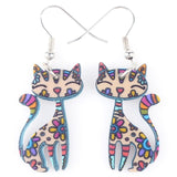 "Earrings "" Special Cat "" FREE + Just pay shipping"