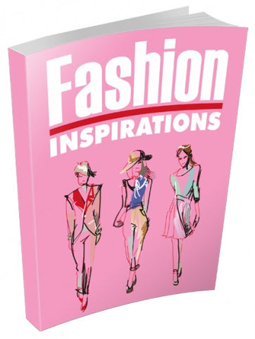 "eBook "" Fashion Inspirations """