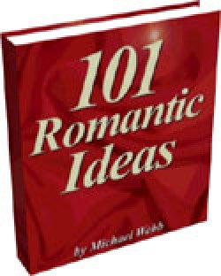 "eBook ""101 Romantic Ideas """