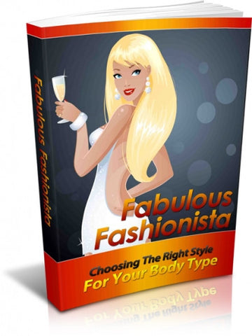 "eBook "" Fabulous Fashionista """