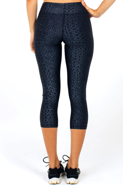 Snake Leggings *Last few!,bottoms - Valleau Apparel