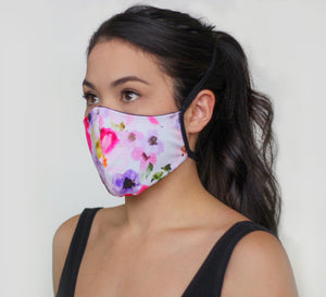 Face Mask, Washable, Reversible, Reusable