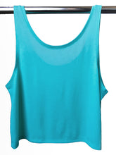 Load image into Gallery viewer, Seashell Tank Top-Teal
