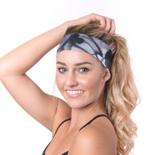 Load image into Gallery viewer, Paint Splatter,headband - Valleau Apparel