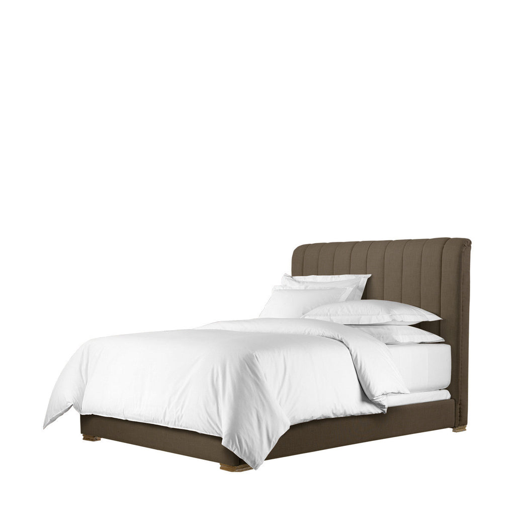Curations Limited Harlan King Bed With Frame